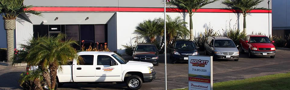 Auto Body Repair Huntington Beach