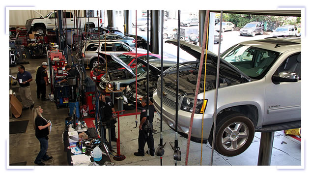Ford Lincoln Auto Repair In Huntington Beach Auto Mechanic