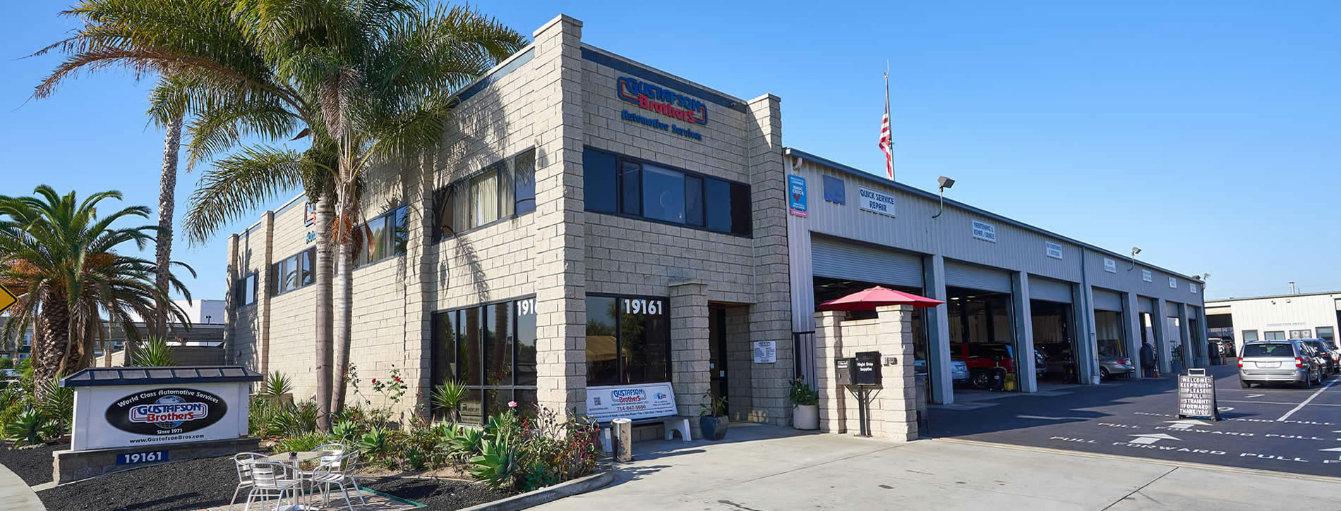gustafson brothers auto repair shop & auto body shop huntington beach ca best auto shop