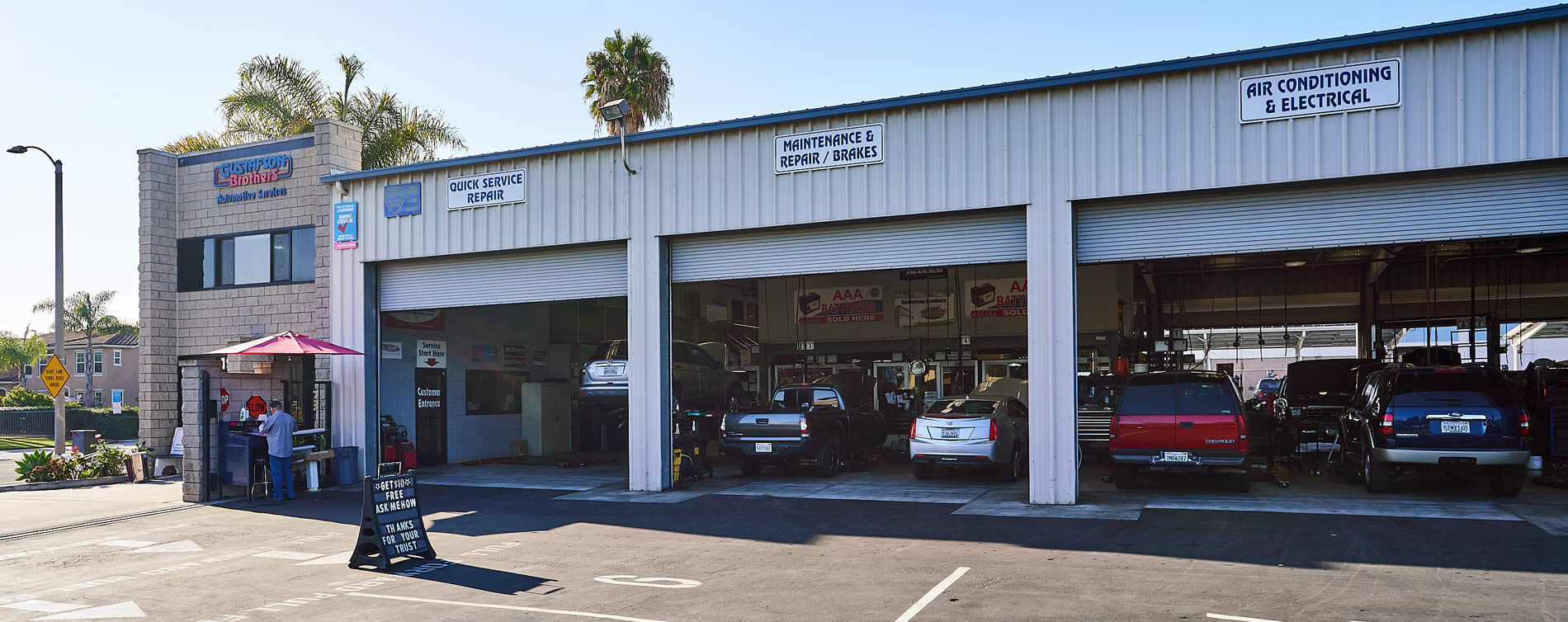 huntington beach auto repair shop