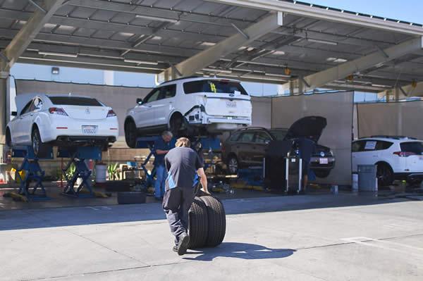 huntington beach auto repair - car tires