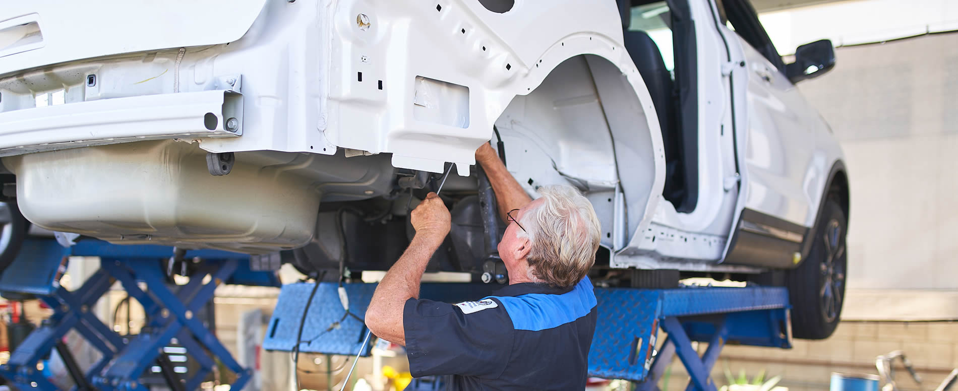 huntington beach auto body repair mechanic