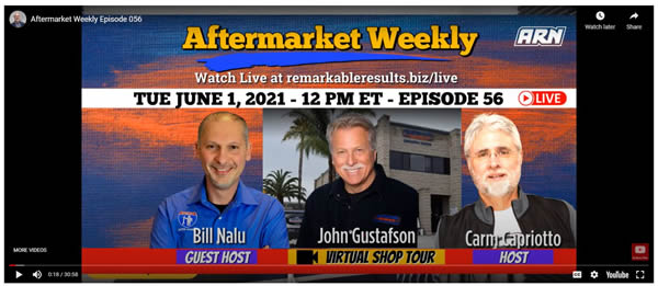 john gustafson, gustafson brothers, huntington beach auto repair shop video
