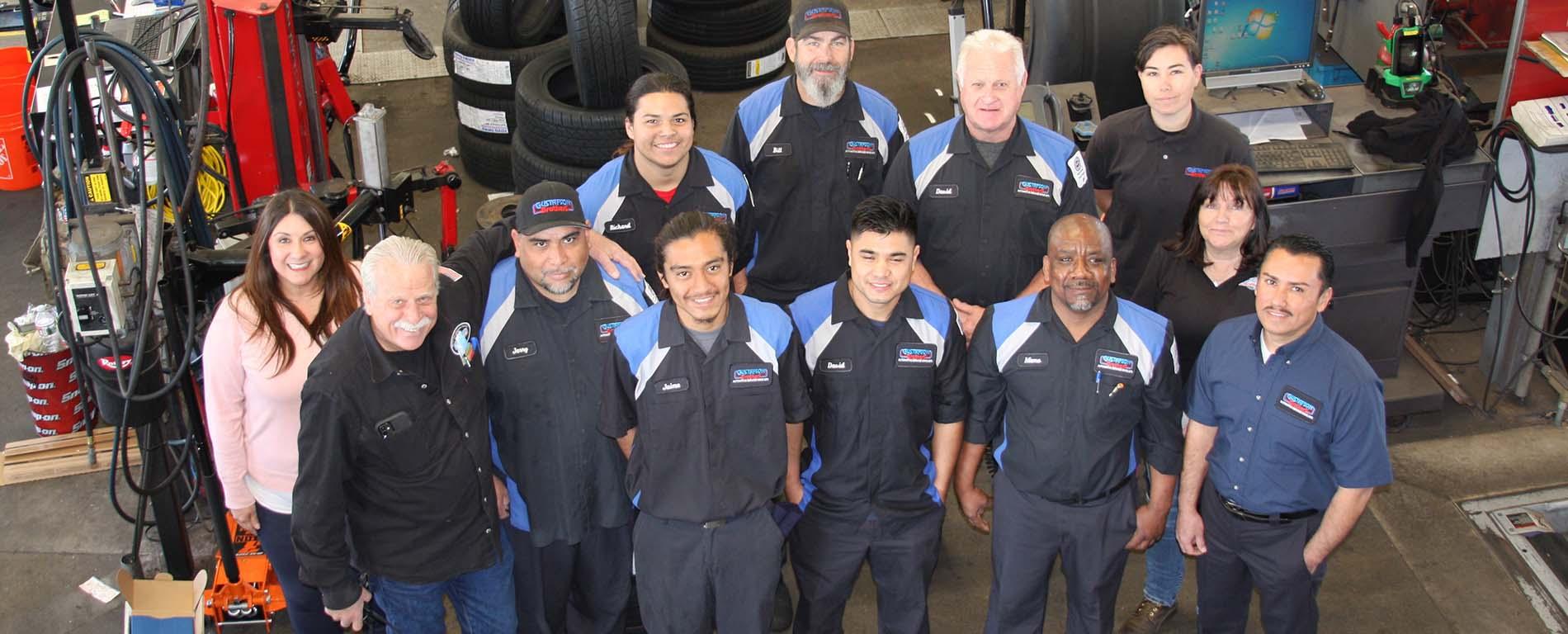 gustafson brothers huntington beach auto repair auto body shop employment.